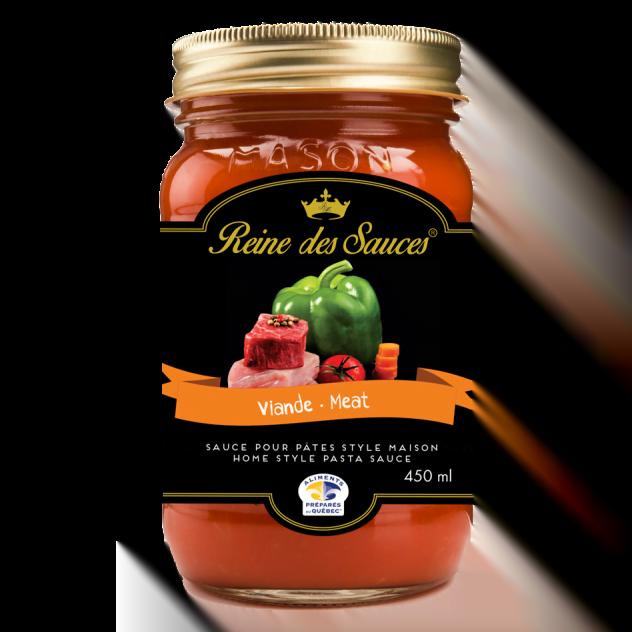Sauce à la viande - Sauce pour pâtes style maison