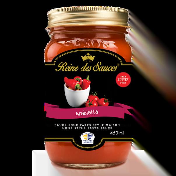 Sauce Arabiatta - Sauce pour pâtes style maison