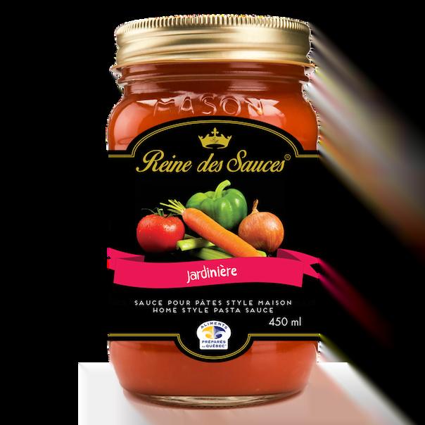 Sauce jardinière - Sauce pour pâtes style maison
