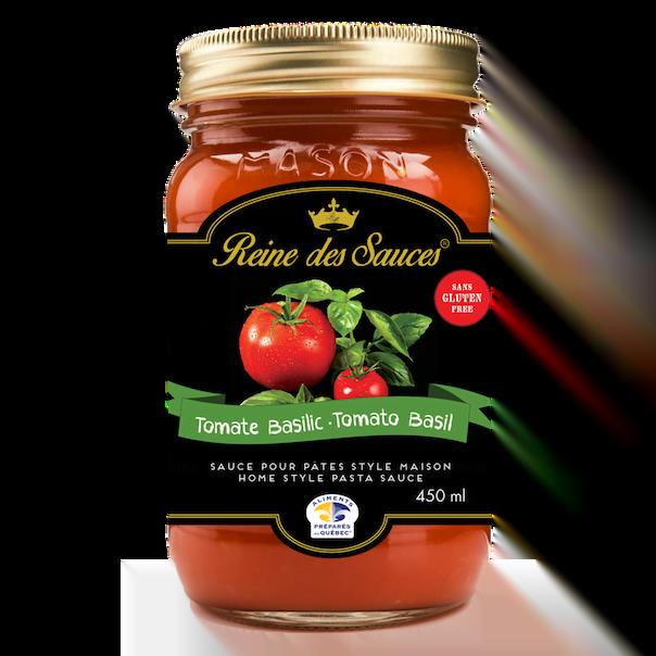 Sauce tomate et basilic - Sauce pour pâtes style maison