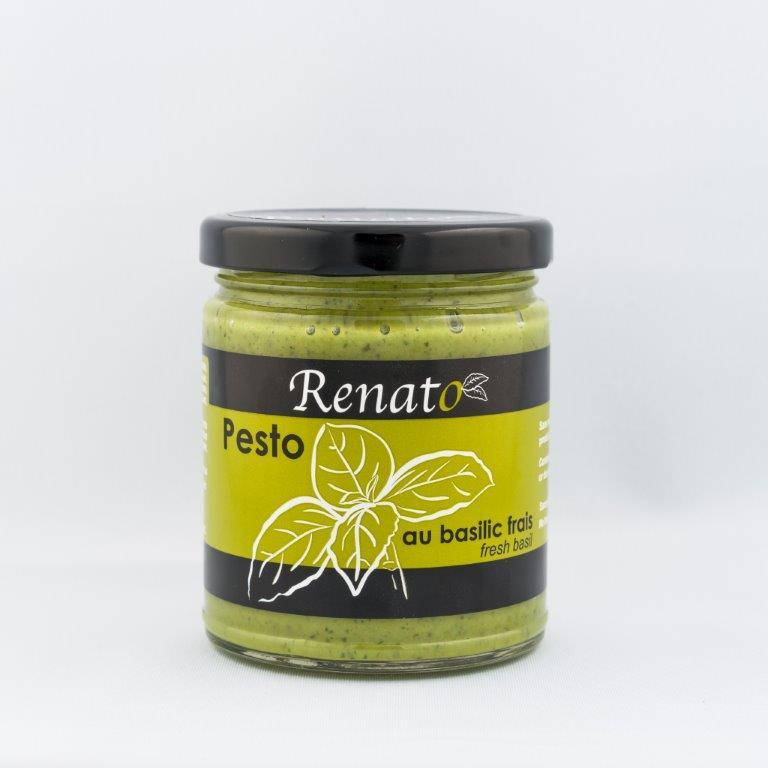 Pesto au basilic frais - Renato